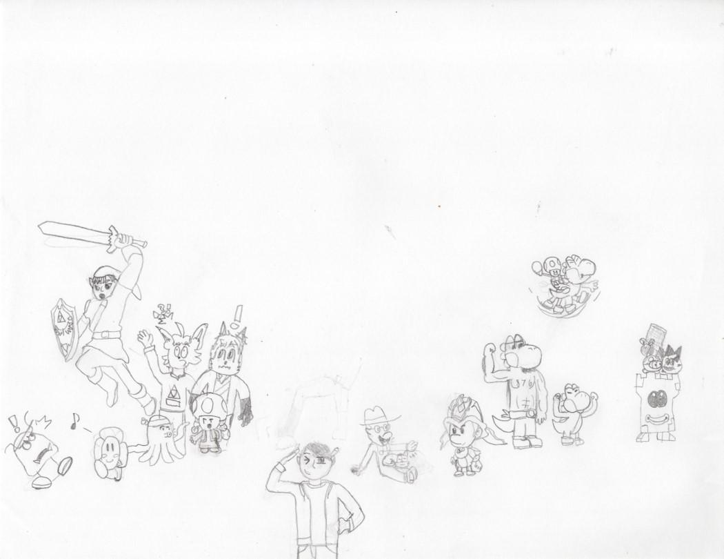 The Super Mario Boards family (Update 1).jpg