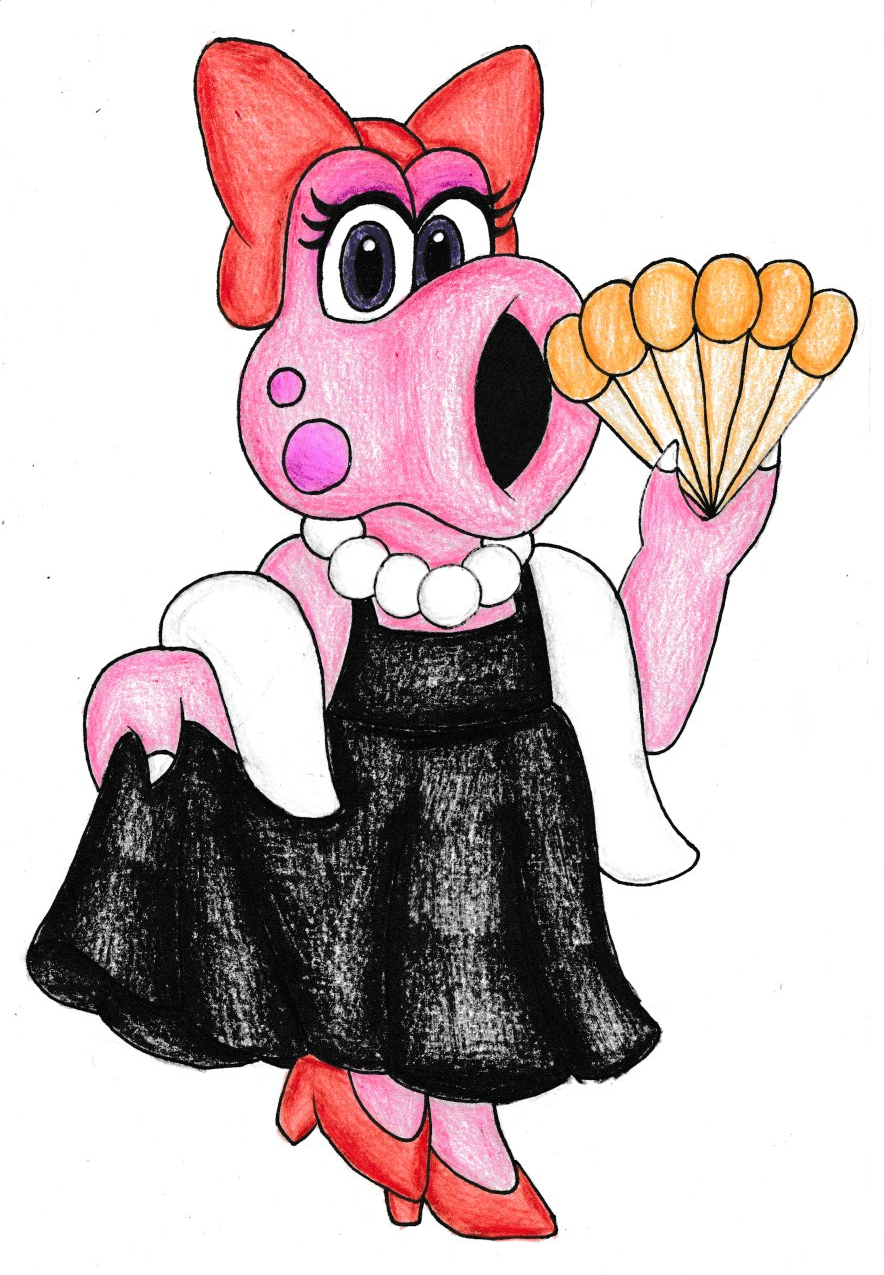 Birdo's Fancy Dress.png