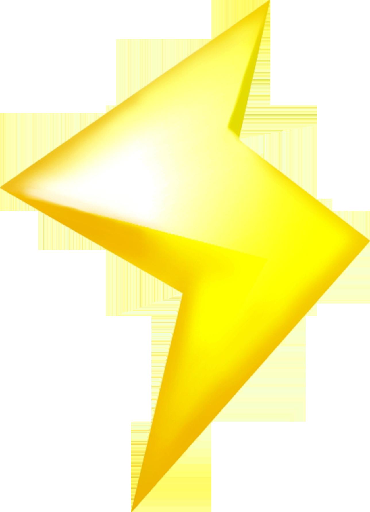 Glowless Lightning Bolt - Mario Kart Wii.png