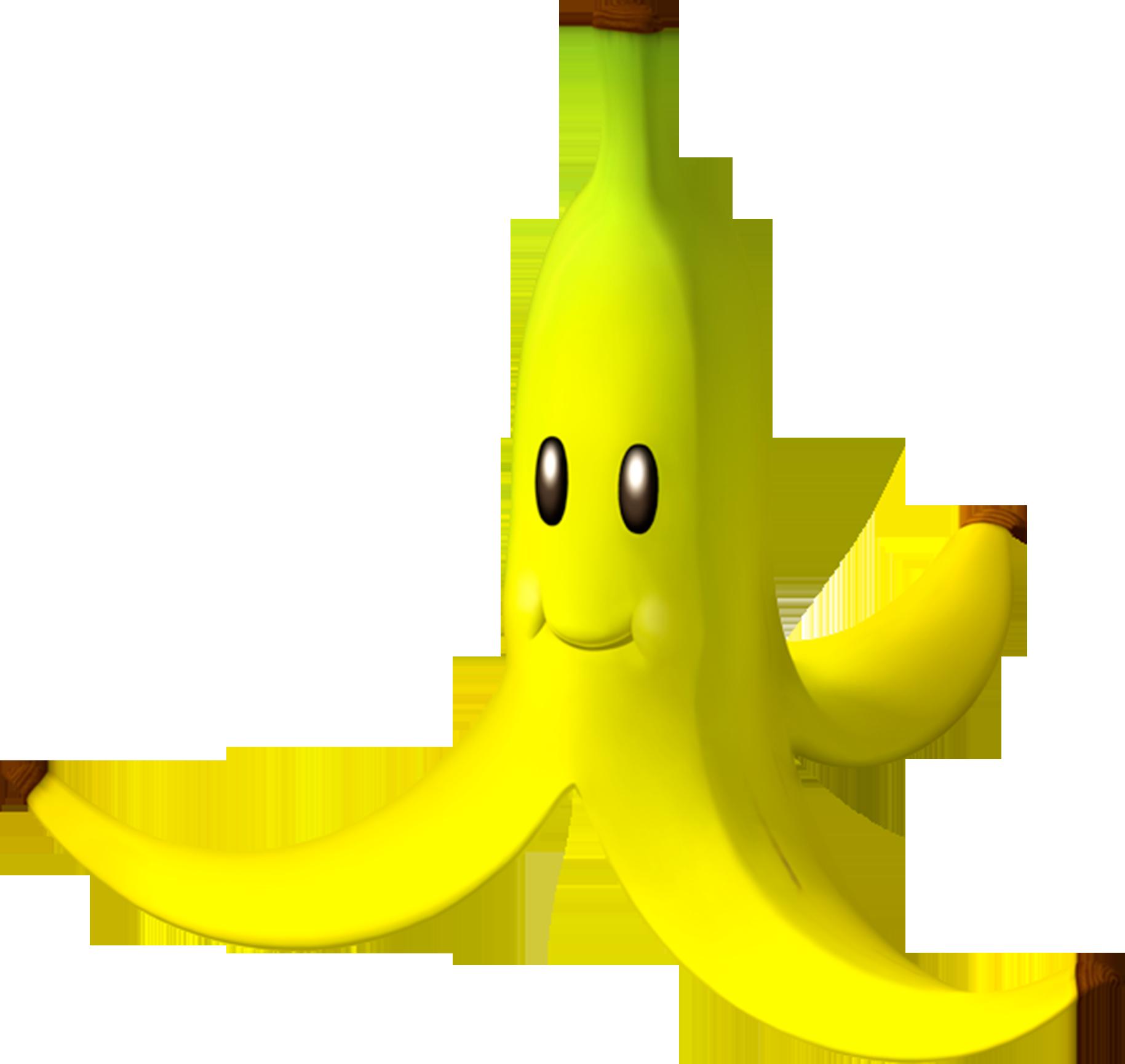 Banana - Mario Kart Wii.png