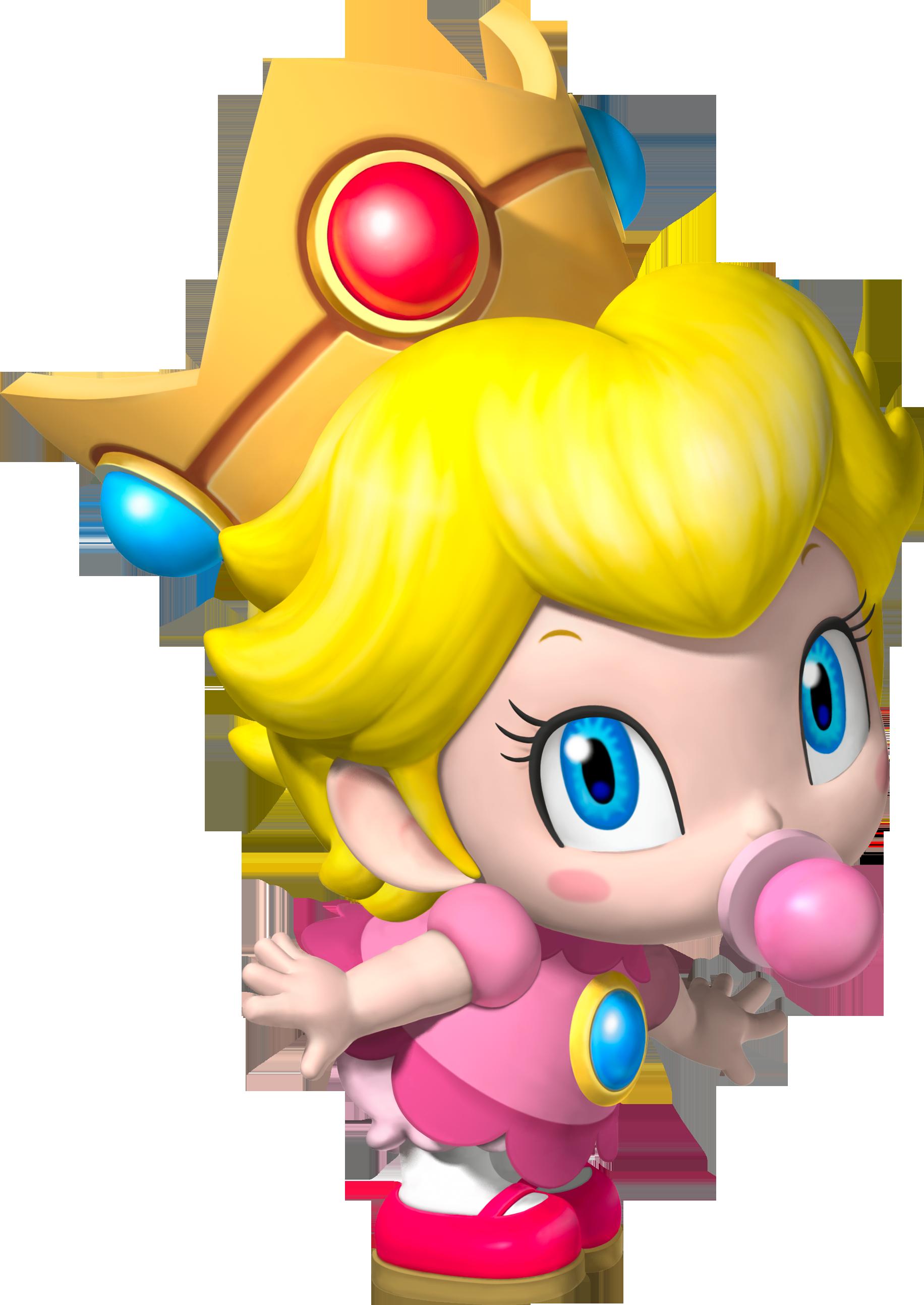 Baby Peach - Mario Kart Wii.png