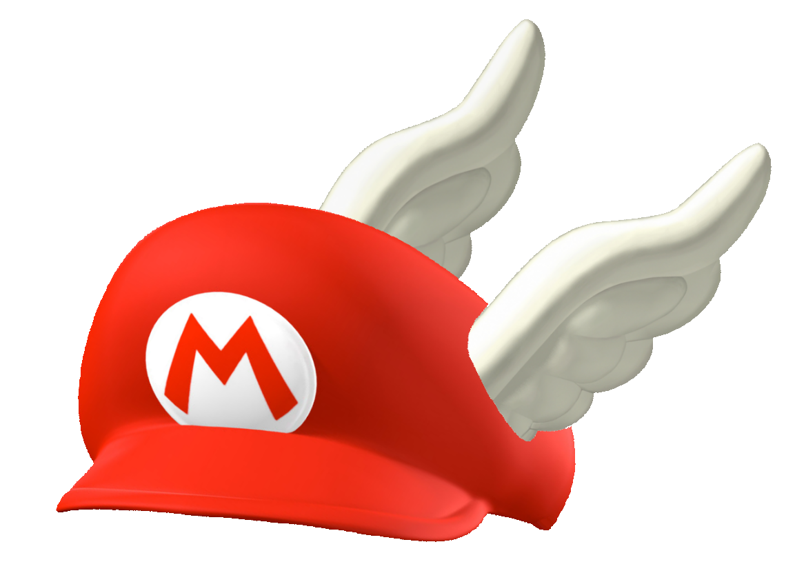 Winged Cap SM3DW.png