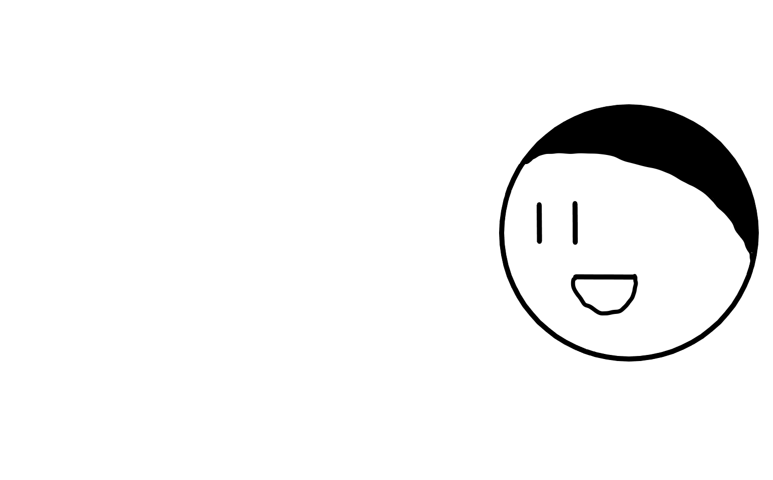Talking face - looking right and smiling.png