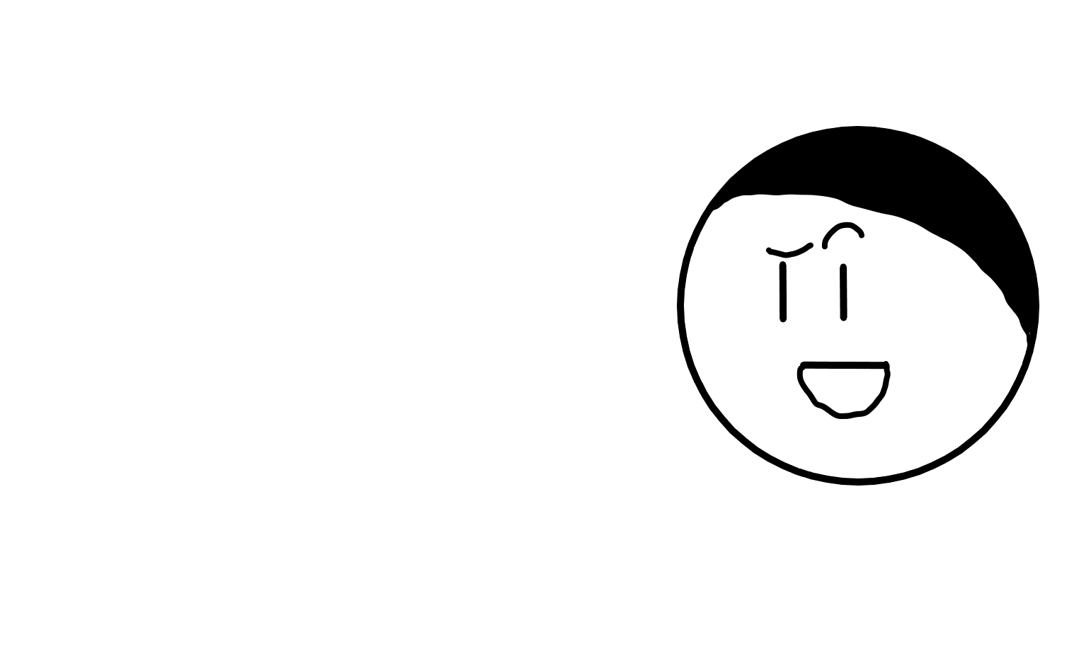 Talking face - arched brow and smiling.png