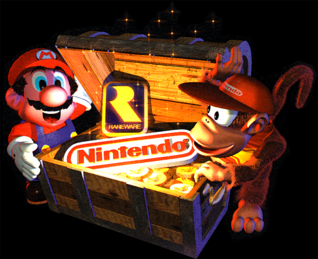 Mario and Diddy Kong.png