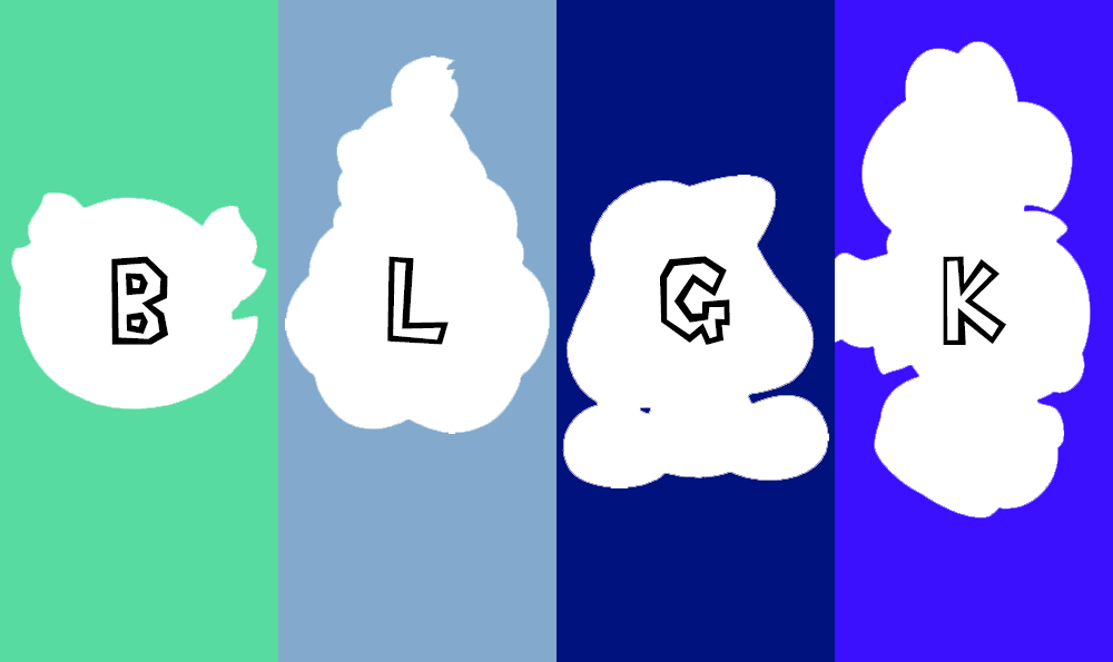 Team BLGK silhouettes.png