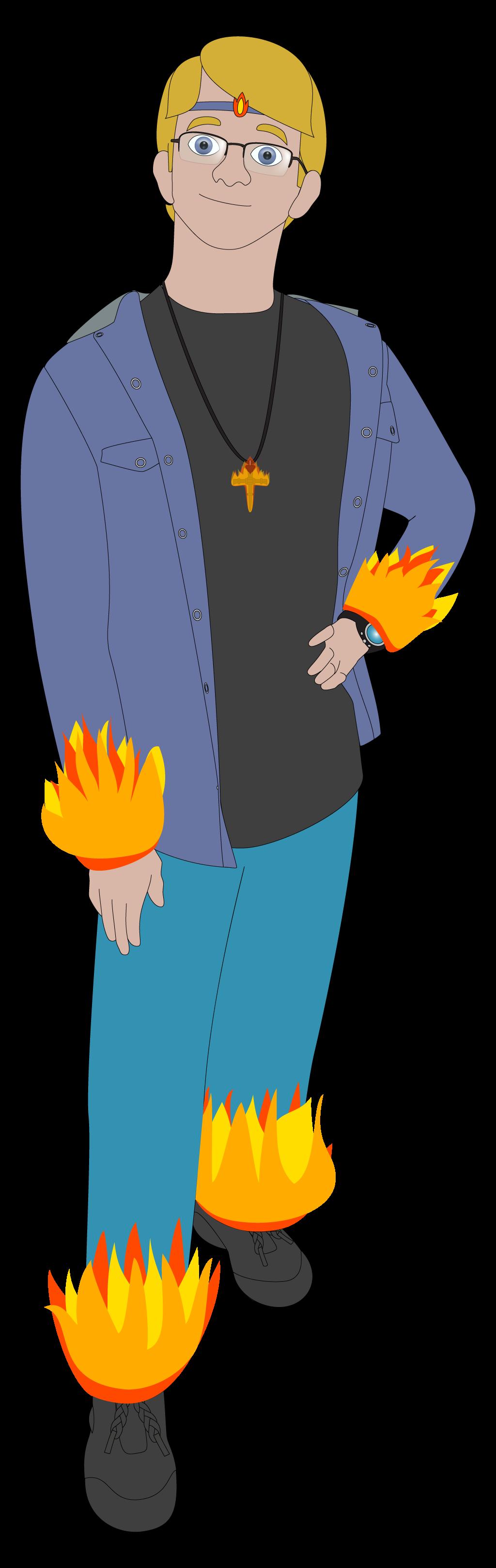 Fire J