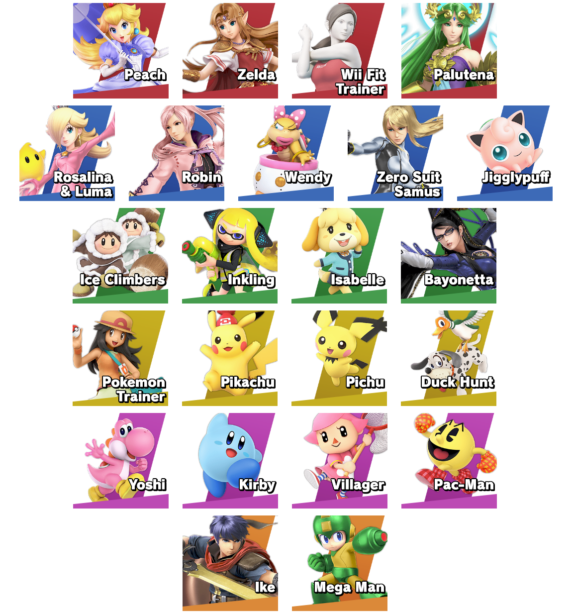SSBU Create your roster.png